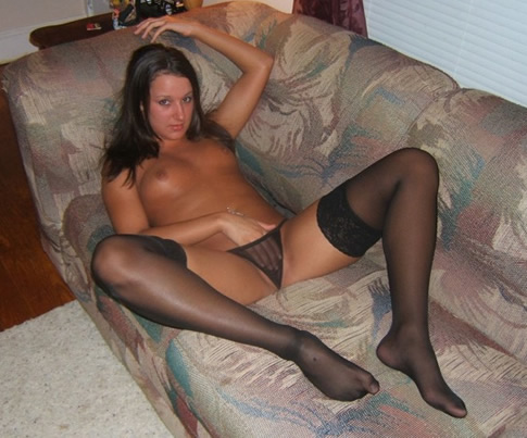 Amateur Girlfriend Pantyhose